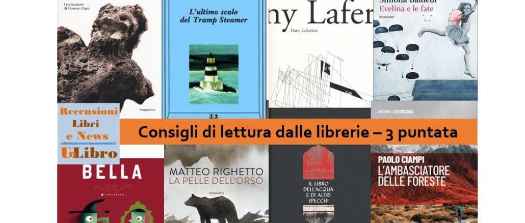 Consigli di lettura dalle librerie Recensioni Libri e News
