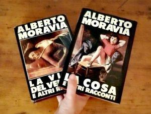 LA VILLA DEL VENERDÌ, LA COSA e altri racconti Alberto Moravia