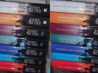 LA SAGA DEI CLIFTON, di Jeffrey Archer RECENSIONI LIBRI E NEWS