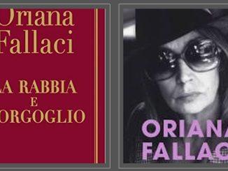 Oriana Fallaci La rabbia e l orgoglio