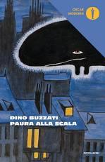 PAURA ALLA SCALA Dino Buzzati Recensioni Libri e News