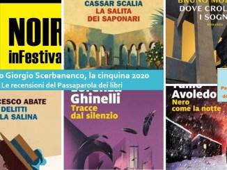 Premio Scerbanenco 2020 la cinquina