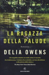 La ragazza della palude Delia Owens