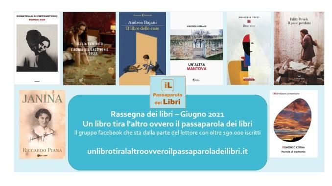Rassegna dei libri - Giugno 2021
