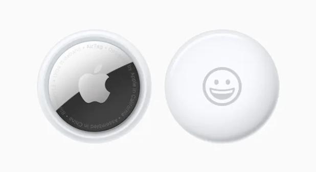 اداة AirTag من Apple لتتبع العناصر والاجهزة المفقودة