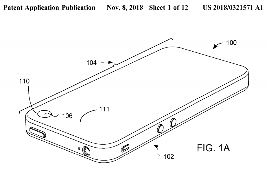 Apple-patents-hole-in-display-selfie-camera