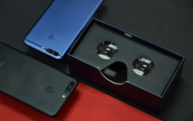 Google Cardboard viewer for VR