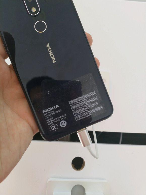 Nokia X6 leaked 2 - تسريبات: صور جوال نوكيا الجديد X6 لشكله النهائي وتُظهر نتوء أعلي الشاشة
