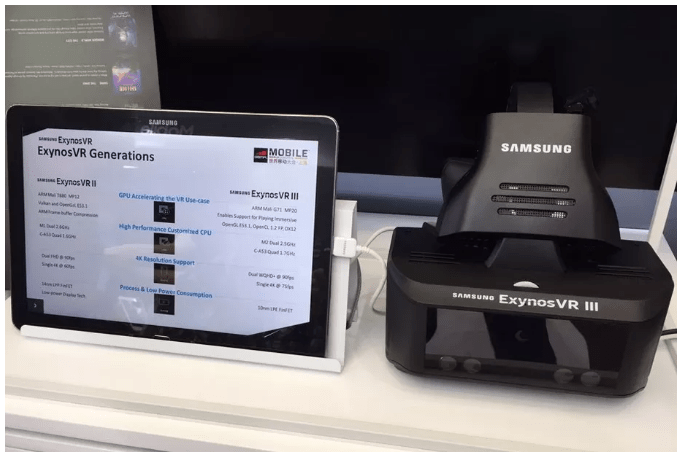 Samsung's secret VR headset prototype has eye and hand tracking