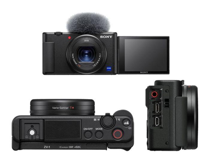 سعر ومواصفات كاميرة سونى ZV-1