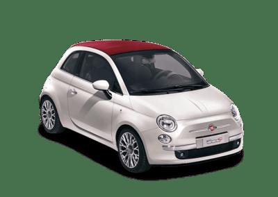 E – FIAT 500 CABRIO lub podobne
