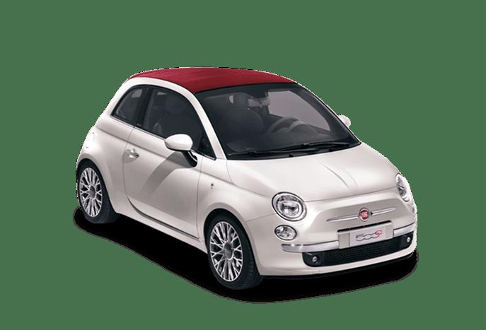 E – FIAT 500 CABRIO or similar