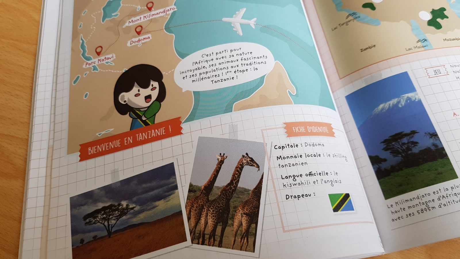 Kidi globe trotter : cahier de vacances