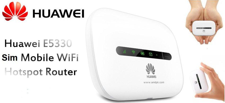 huawei E wifi