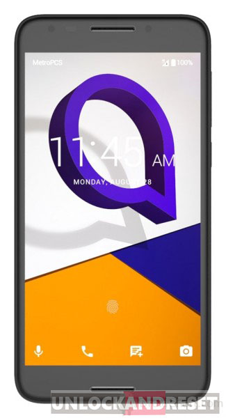 Alcatel A30 Fierce hard reset 5049Z