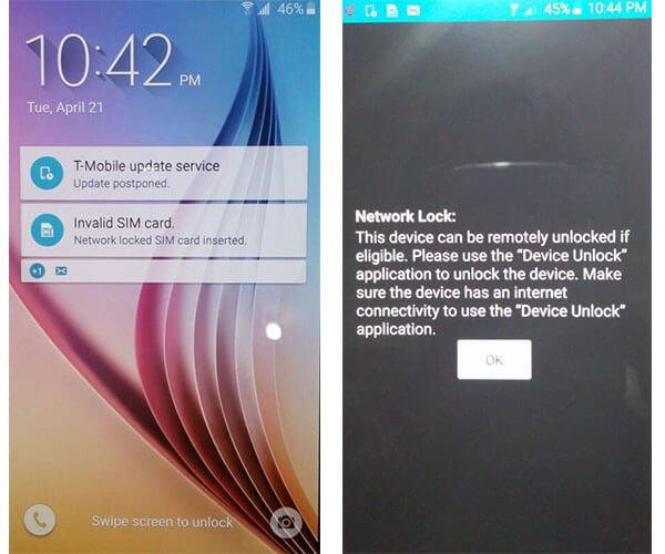 """פתרון לבעית הפתיחה של גלקסי 6 אשר נקנה ברשת T-Mobile ארה""""ב"""