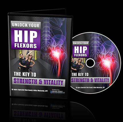 Unlock Your Hip Flexors DVD