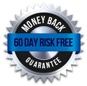 60 Day A repayment threat-free guarantee