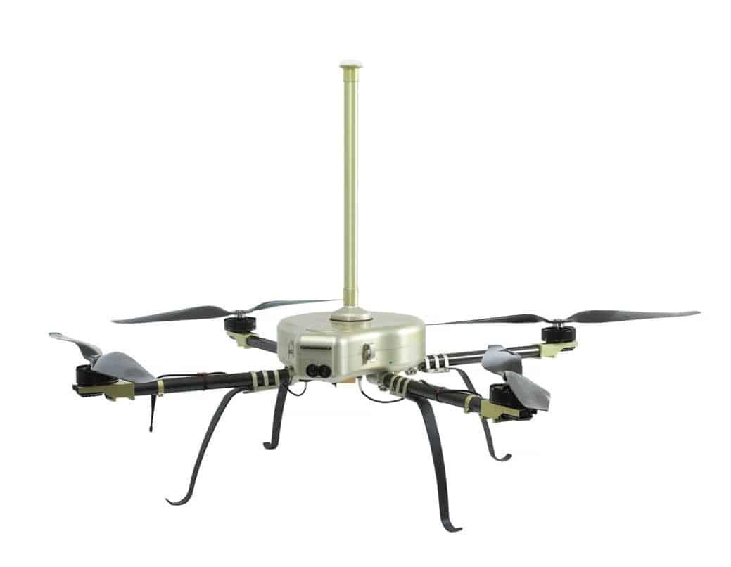 Quadcopter Drones