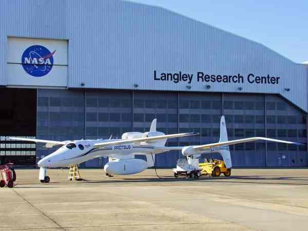 NASA Langley Research Center | Unmanned Systems Technology