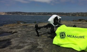 Measure and DJI Partner to Develop Commercial Drone Industry