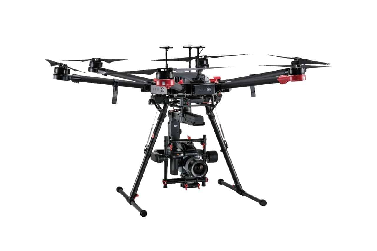 Dji And Hasselblad Announce 100 Megapixel Integrated Aerial Photography Platform