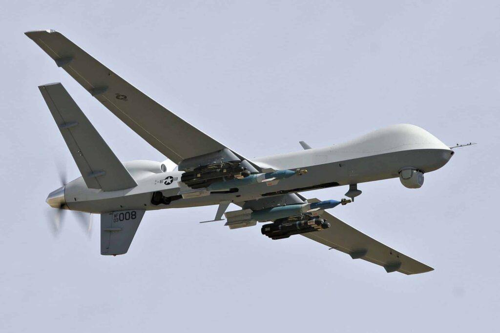 GA-ASI Predator B UAS