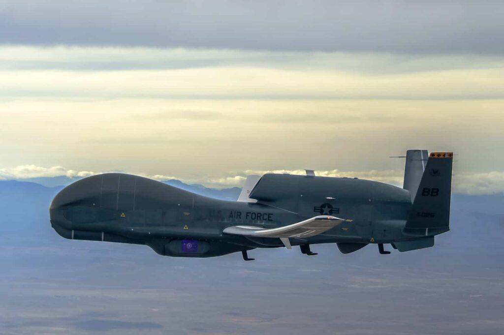 US Air Force Global Hawk