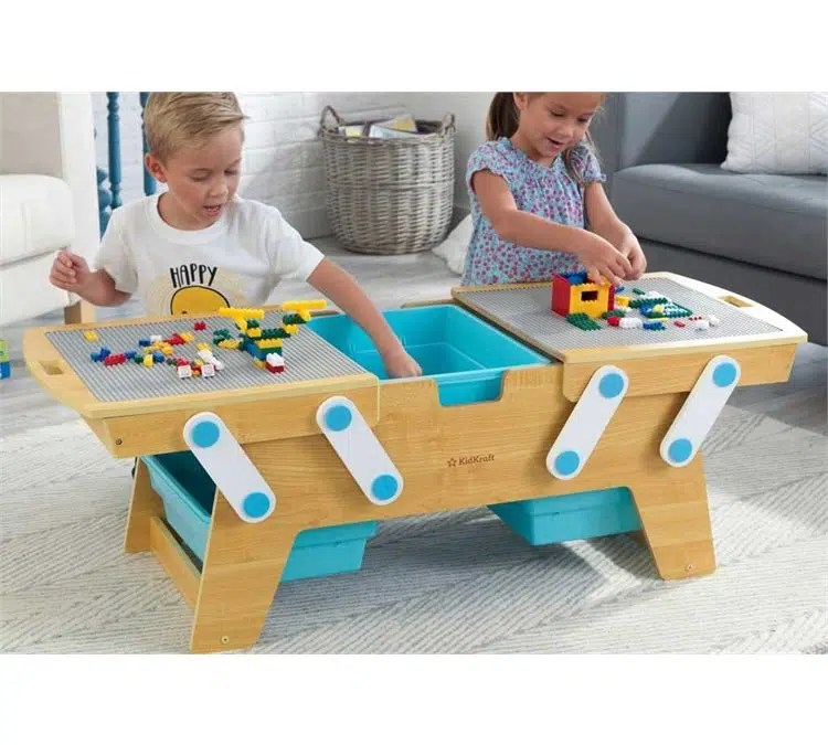 la table ronde de construction pour