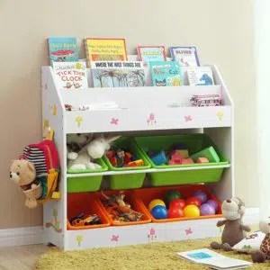 rangement jeux et jouets chambre enfant