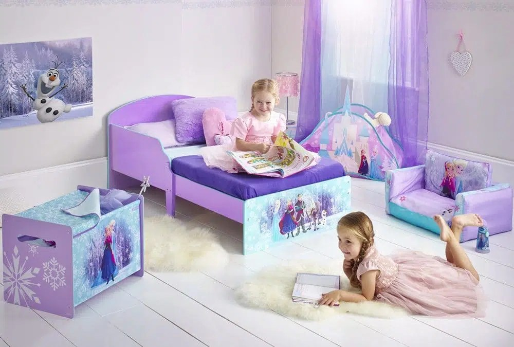 meubles chambre fille lit reine des