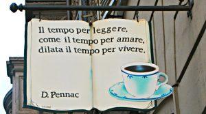 Tempo per leggere, per amare, per vivere