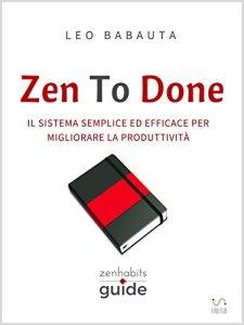 Zen to done, la cover