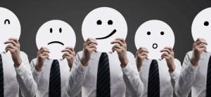emotività in ufficio, cosa mostrare