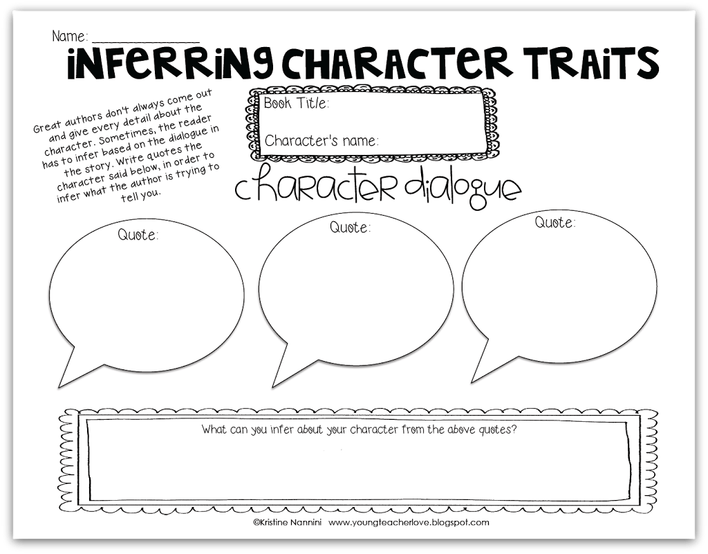 Inference Worksheets Grade 2
