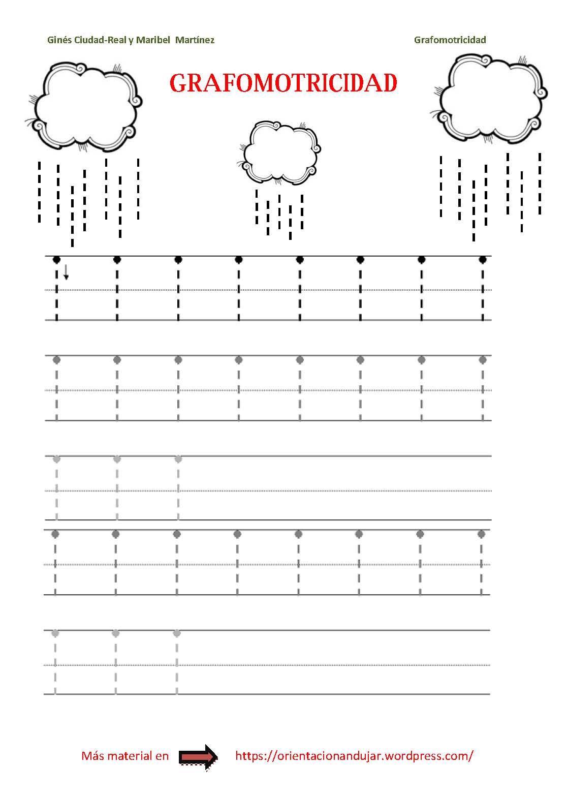 Tracing Lines Worksheets For Preschool