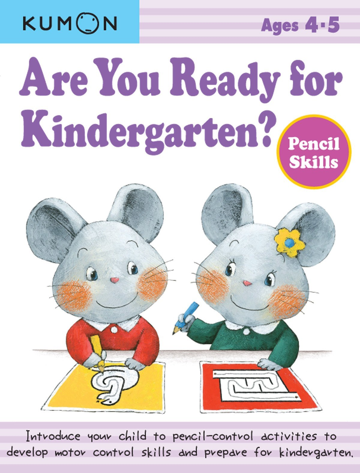 Kumon Kindergarten Worksheets