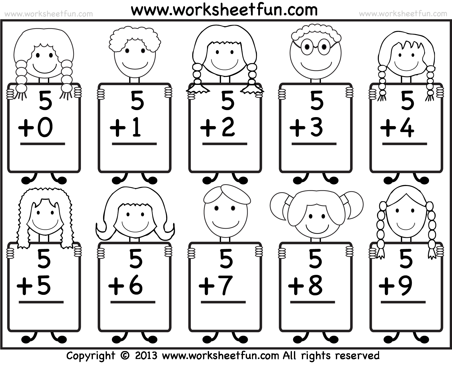 Awesome Sr Kg Maths Worksheets Component Worksheets Samples