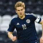 Could Stuart Armstrong be Scotland's saviour?