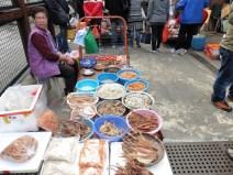 Mercado en Tai O