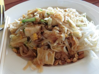 Pad thai vegetal