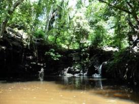 Waterfalls de Asunción
