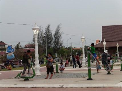 Paseo de Kampot