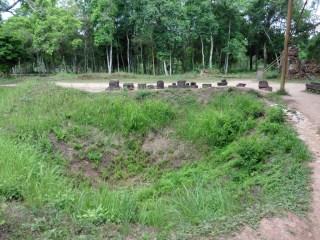 Cráter de bomba