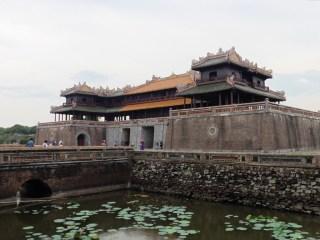 Puerta a la Citadel de Hue
