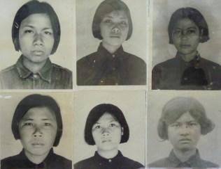 Fotos de víctimas en la S-21 (1)