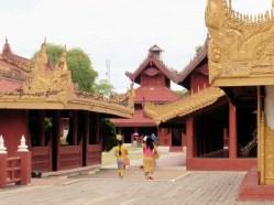 Palacio real de Mandalay