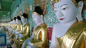Pagoda de U-Min-Thone-Sel en Sagaing