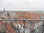 Vistas de Copenhague desde Rundetårn