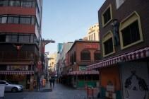 Texas Street en Busan